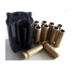 Rotary mag and shells for UHC Super 9 W700 Airsoft Rifle